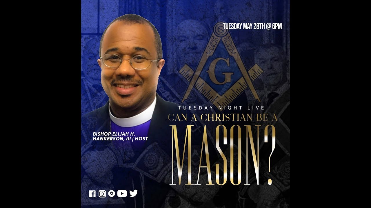 EVERY TIME I TURN AROUND: 🛑Can A Christian Be A Mason?