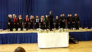 Esperance de Beynost (France) Concert des 130 ans ; Chorale Il nous faut regarder de Jacques Brel