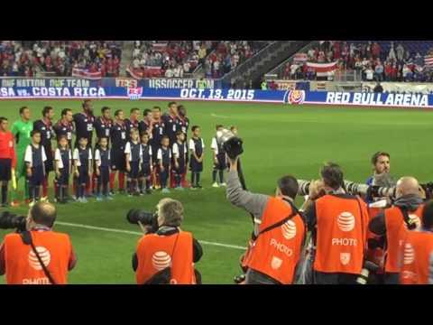 PDA BOYS (ZANETTI & ZIDANE TEAMS) - USA v Costa Rica game - 10/13/15