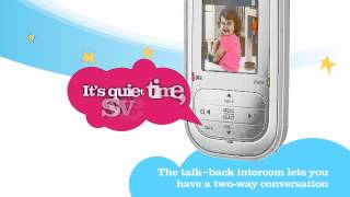 VTech® VM311 Full Color Video and Audio Baby Monitor