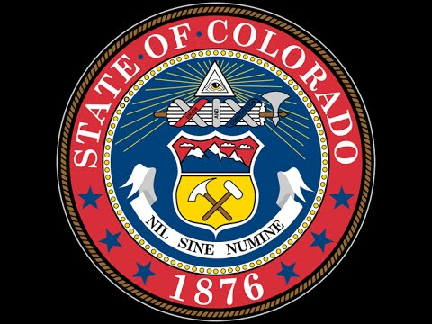 Message in The Colorado Seal