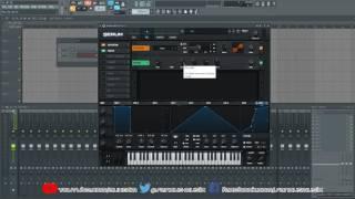 Growly Electro Bass Sound Design Session [Sancus]