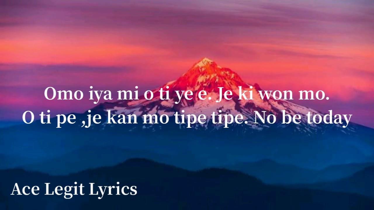 Download Zlatan ibile Roadtocdk lyrics video