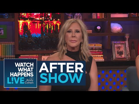 After : Is Vicki Gunvalson Planning On Marrying Steve Lodge?  RHOC  WWHL