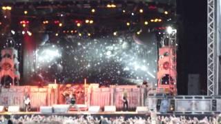 Iron Maiden - The Wicker Man - LIVE @ Sonisphere 2010, Stora Skuggan, Stockholm