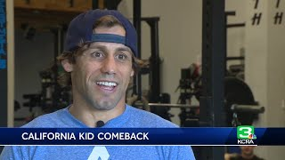 Sacramento's Uriah Faber to come out of retirement