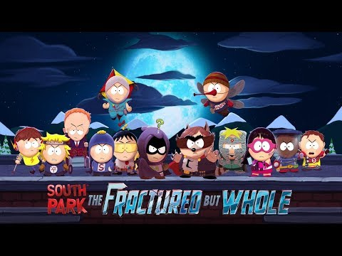 SOUTH PARK: THE FRACTURED BUT WHOLE Live Gameplay|Part 1