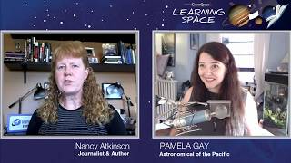 Learning Space: Nancy Atkinson 6/14/2018
