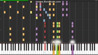 The Merry Go Round Broke Down Piano Tutorial Synthesia
