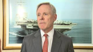 SECNAV Ray Mabus Interview