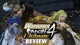 Warriors Orochi 4 Ultimate (Switch) Review (Video Game Video Review)