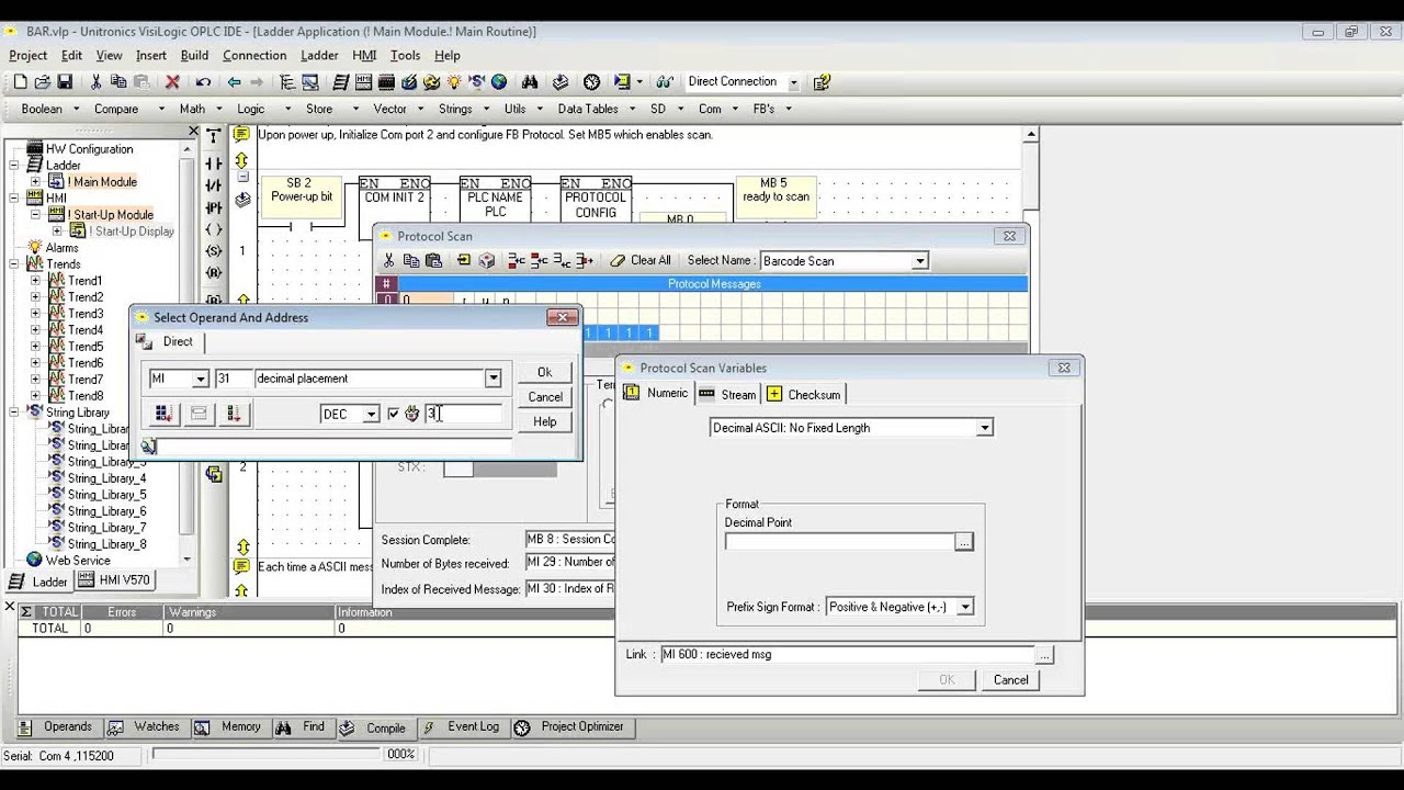 Learn how to use Programmable Controllers+HMI- Videos- VisiLogic