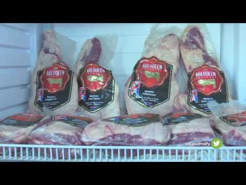 Carne paraguaya próximamente en Cuba