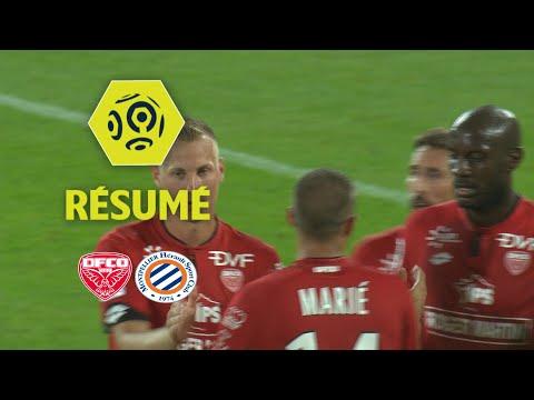 Dijon FCO - Montpellier Hérault SC (2-1)  - Résumé - (DFCO - MHSC) / 2017-18