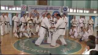 Уроки каратэ. Хадзимэ Казуми / Karate lessons - Hajime Kazumi