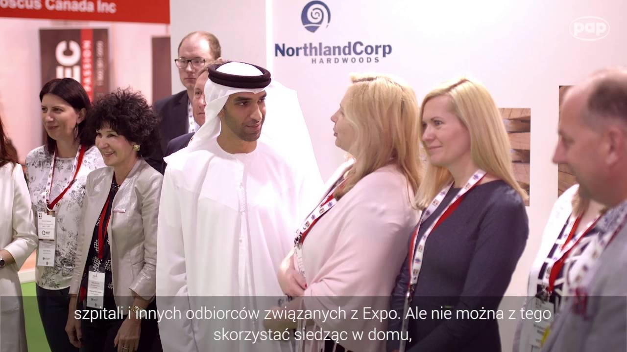 Ogromne inwestycje związane z Expo 2020 w Dubaju szansą dla polskich firm