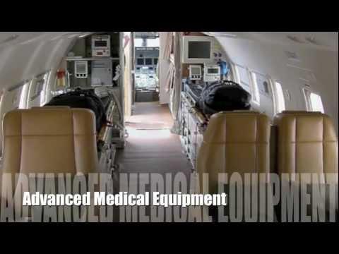 Air Ambulance: Arizona to Switzerland