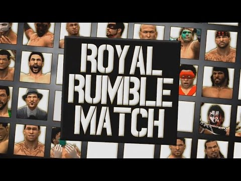 { FaM Royal Rumble 2014 } : Part 2/2