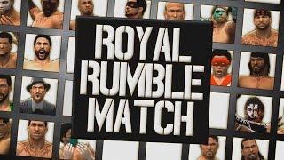 { FaM Royal Rumble } : Part 2/2