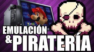 Emulación y Piratería - Leyendas & Videojuegos