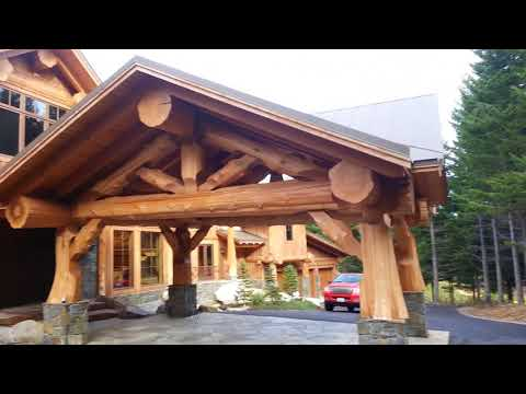 Justin Bieber Property - Suncadia Resort,Cle Elum WA - Northwest Log Home Care - Jeff Kyger