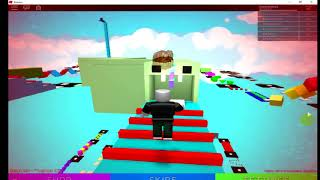 ROBLOX MEGA FUN OBBY STAGE 152 A 170