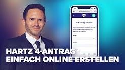 Hartz 4-Antrag einfach online erstellen: Wie geht das?