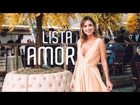 Lista do Amor | Novembro 2017