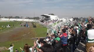 Gol de Deportes Temuco a Palestino en Santiago