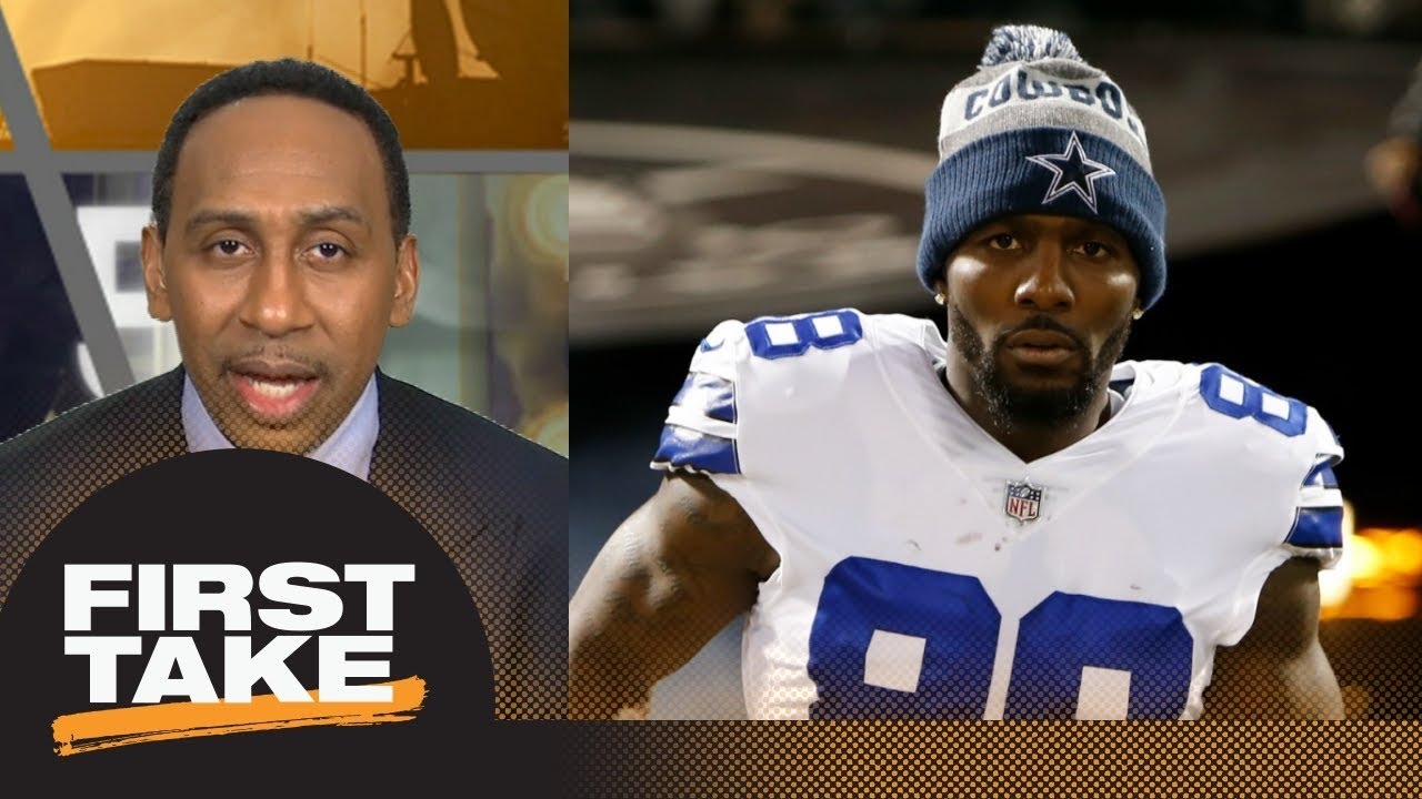 Stephen A Smith On Dez Bryant I Want To See Him Play With Aaron Rodgers First Take Espn