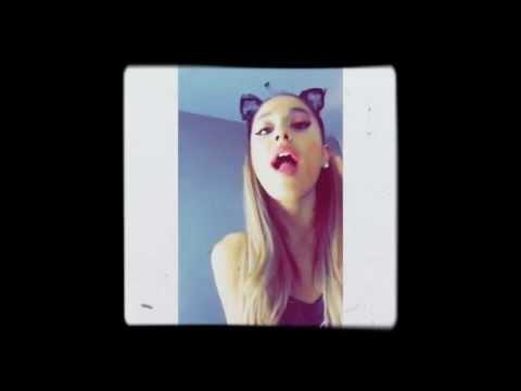 Ariana Grande.  You'll be alright