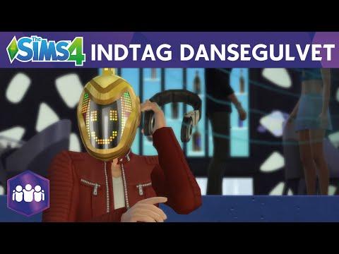 Sims 4 Lets Play: NYE VENNER | Forlovelses fest! (#22)