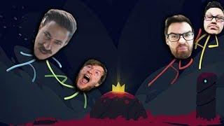 Stick Fight mit HandofBlood, Niksdaboy und KrokettenKalle [Deutsch]