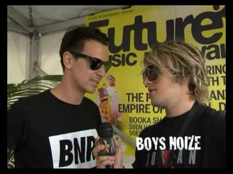Boys Noize - Interview