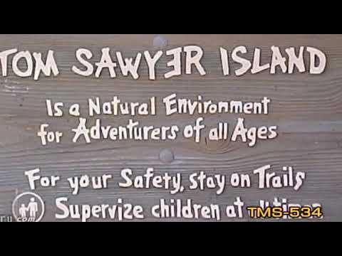 Youtube Tom Sawyers Island