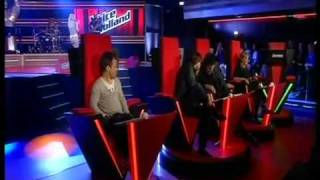 The Voice of Holland Audities - Leonie Meijer (15-10-2010)