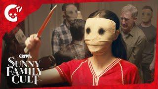 SUNNY FAMILY CULT | SEASON 2 SUPERCUT | Horror Series | Crypt TV