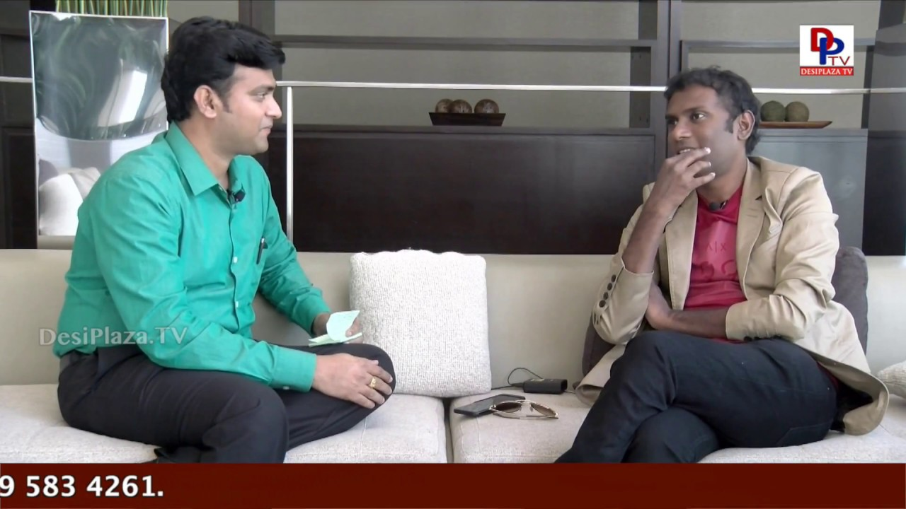 "Exclusive interview of  ""Music Director Anup Rubens"" - Host Ananth Vattem"