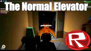 [The Normal Elevator: ROBLOX] - All Cutscenes Commentary