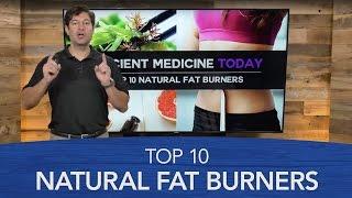 Top 10 Natural Fat Burners