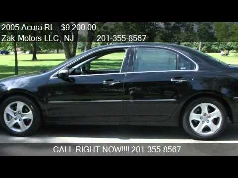 2005 acura rl 3 5rl with navigation system for sale in lyn youtube. Black Bedroom Furniture Sets. Home Design Ideas