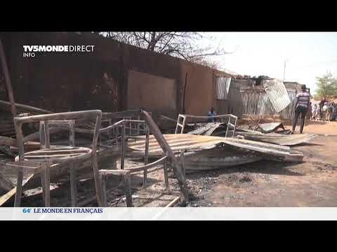 Niger : des enfants périssent dans l'incendie de leur école