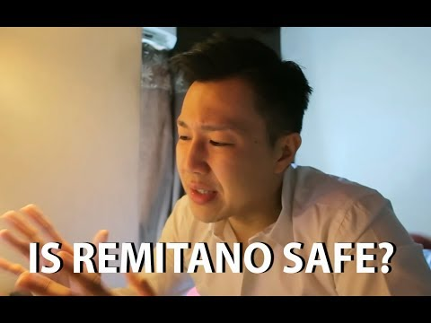SOLD MY BITCOIN: IS REMITANO SAFE?