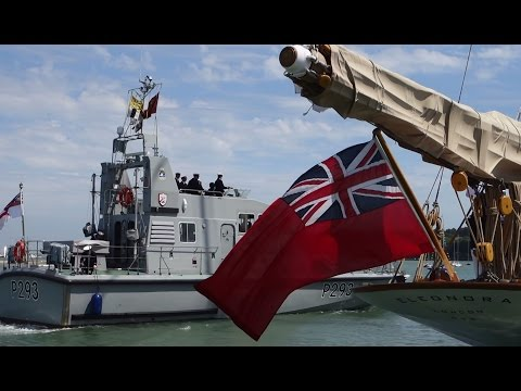 FLEET REVIEW Cowes Royal Yacht Squadron Bicentenary 2015