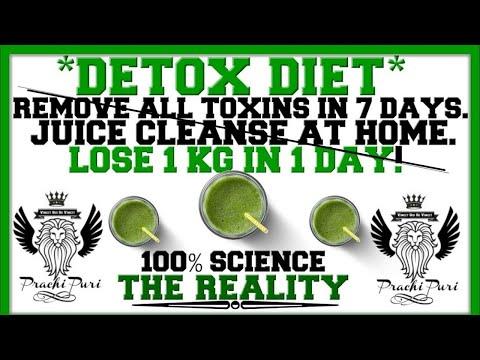 How to get rid of TOXINS & LOSE FAT   Detox 101   Prachi Puri