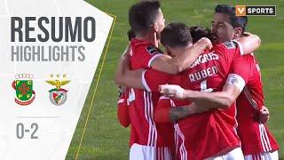 Highlights   Resumo: Paços de Ferreira 0-2 Benfica (Liga 19/20 #18)