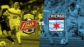 Western New York Flash vs. Chicago Red Stars