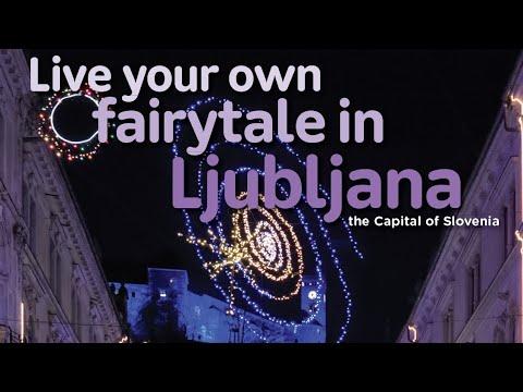 Enjoy the festive December in Ljubljana