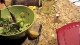 My Favorite Avocado Alkaline Recipe Green Salad That Is Quick