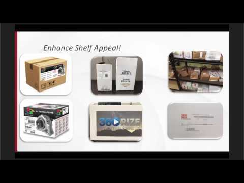 Excelagraphix 4800 - On-demand customized shipping boxes